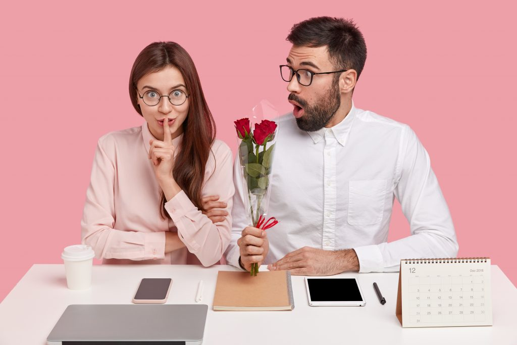 Managing workplace affairs- balancing work and love